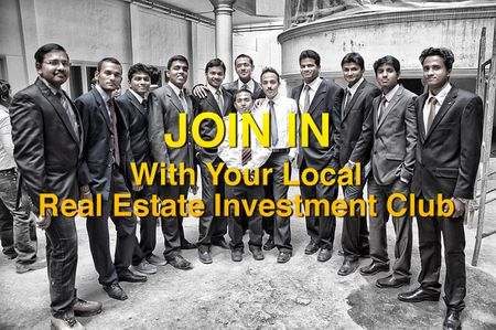 Advantages of joining in with local real estate investment club